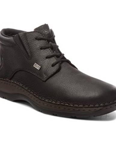 Šnurovacia obuv  05334-00 koža(useň) lícová