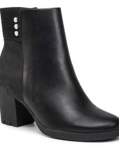 Členkové topánky  WYL1882-1 koža ekologická