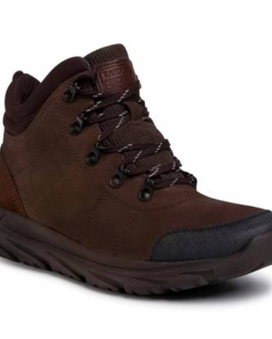 Šnurovacia obuv  MI07-A983-A813-05 nubuk