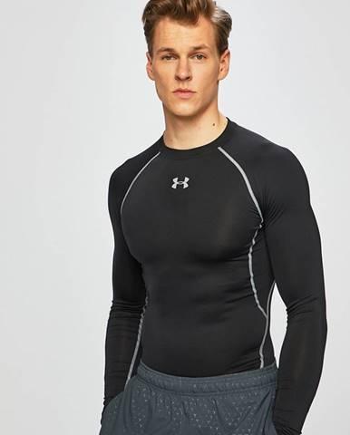 Under Armour - Pánske tričko HeatGear Armour Long Sleeve Compression Shirt