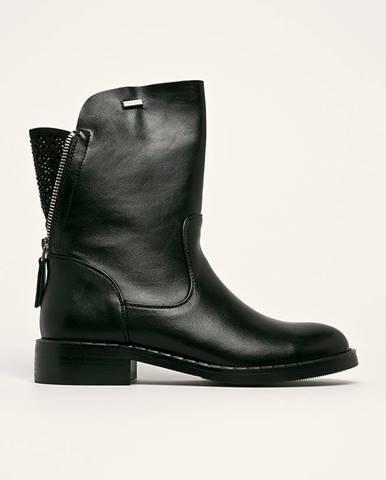 Cross Jeans - Členkové topánky
