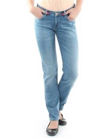 Džínsy Slim  Marion Straight Blue L301PCKI