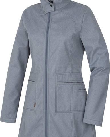 Sivien L šedá, M Dámsky softshellový kabátik