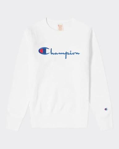Champion Premium reversa weave   mikina veľké logo