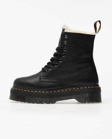 Dr. Martens Jadon Fl 8 Eye Boot Black