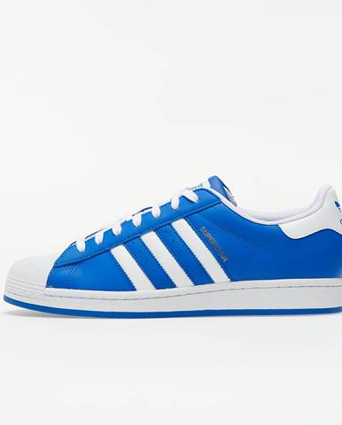 adidas Superstar Blue/ Ftw White/ Gold Metalic