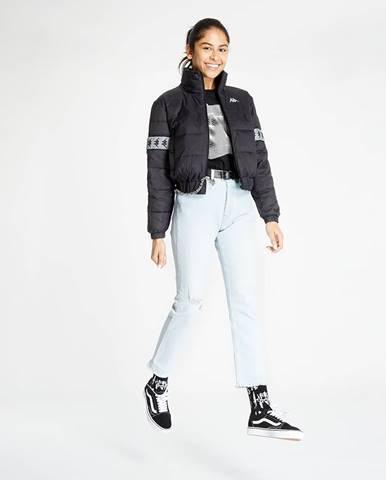 Kappa Doltan Jacket Black