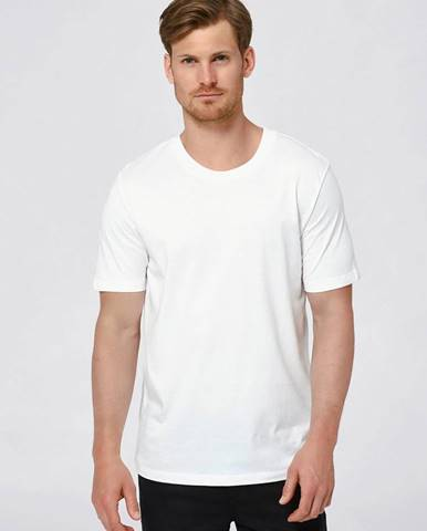 Biele basic tričko Selected Homme The Perfect