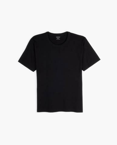 Jednofarebné tričko
