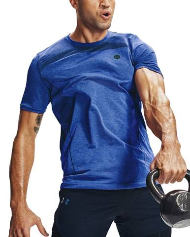 Rush SeamleSS Fitted SS Blue