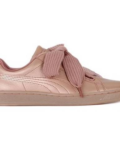 Nízke tenisky Puma  Basket Heart Copper