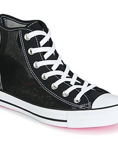 Členkové tenisky Converse  CHUCK TAYLOR ALL STAR SEE THRU HI