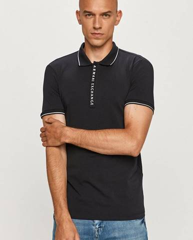 Armani Exchange - Polo tričko