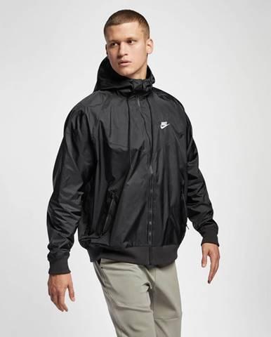 Nike Sportswear Bunda Čierna
