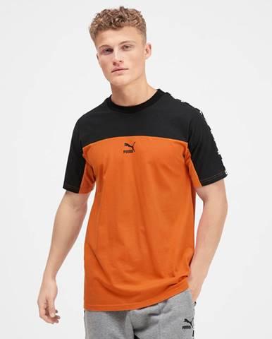 Tričko Oranžová
