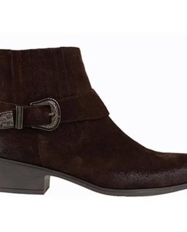 Členkové topánky Lasocki T70-04 koža(useň) zamšová