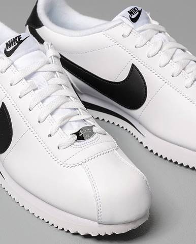 Nike Cortez Basic Leather White/ Black