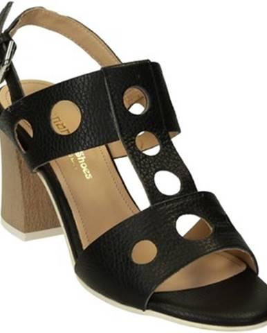 Sandále  604/1 CERVO NERO