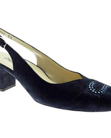 Sandále Melluso  MEX589bl