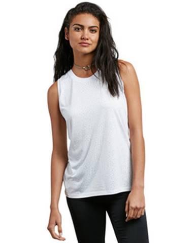 Tielka a tričká bez rukávov Volcom  Mix a lot tank