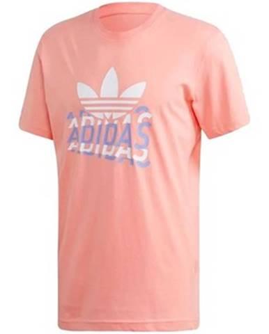 Tričká s krátkym rukávom adidas  Multi Fade Tee