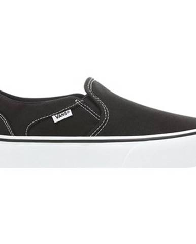 Slip-on Vans  WM Asher Platform