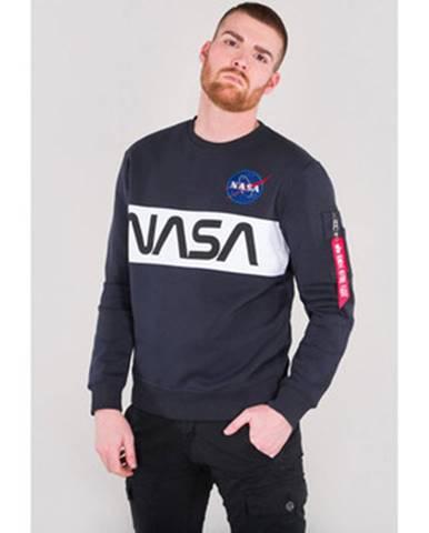 Mikiny  Nasa inlay sweater