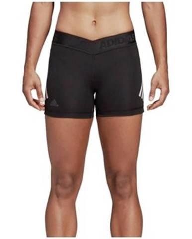 Šortky/Bermudy adidas  Alphaskin Sport W 3STRIPES Short