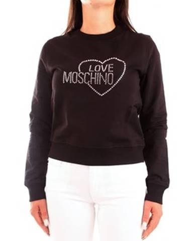 Mikiny Love Moschino  W6304 07 E2204