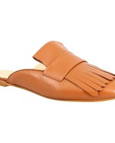 Sandále  72119 CUOIO