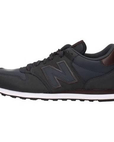 Nízke tenisky New Balance  GM500NVB