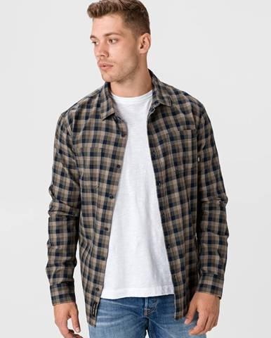 Košile Vans Zelená