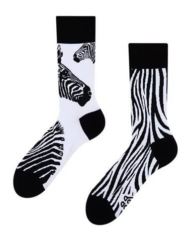 Veselé ponožky Dedoles zebra GMRS051