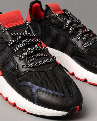 adidas Nite Jogger Core Black/ Ftw White/ Hi