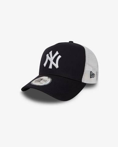 New Era New York Yankees Šiltovka Modrá Biela