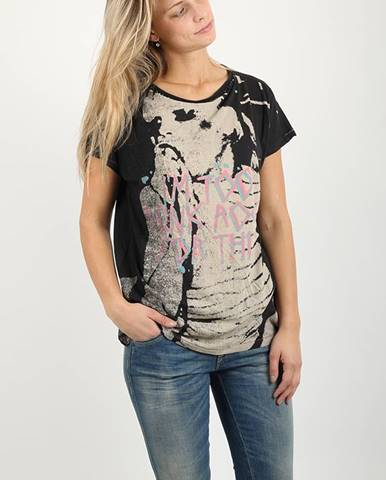 Tričko Replay W3553 T-Shirts Farebná