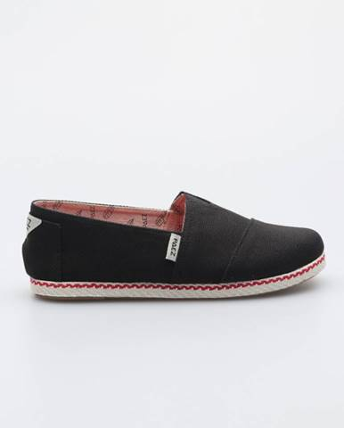 Topánky Paez Classic Heavy Canvas Black Čierna