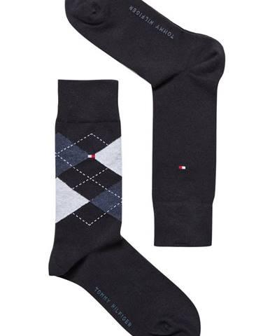 Tommy Hilfiger - Pánske ponožky roz. 39-42 (2-pak)