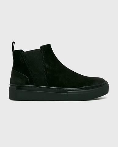 Vagabond - Členkové topánky Zoe Platform