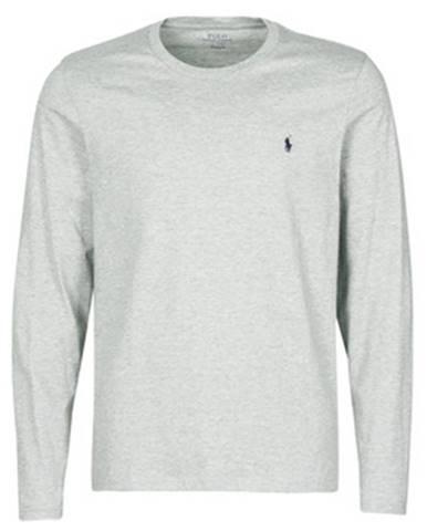 Tričká s krátkym rukávom Polo Ralph Lauren  L/S CREW-CREW-SLEEP TOP