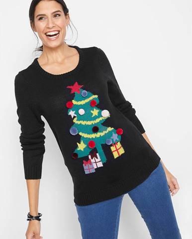 """Vianočný pulóver """"Stromček"""""""