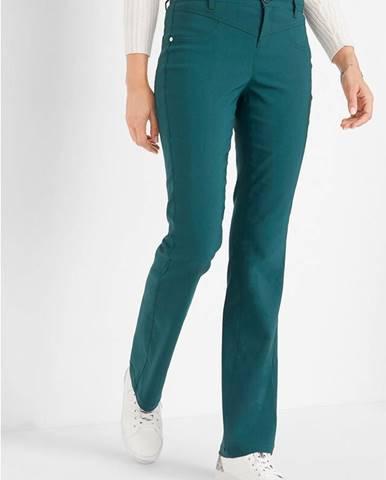 """Bengalínové strečové nohavice """"rozšírené"""""""