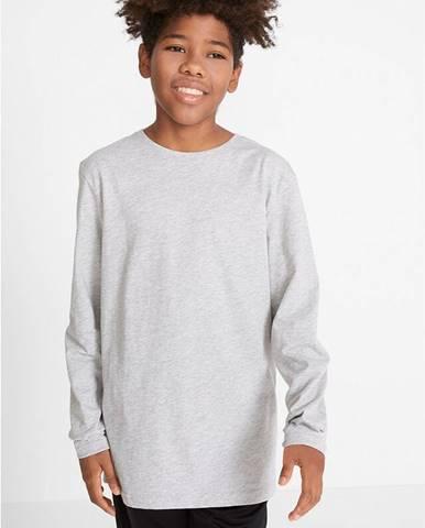 Tričko s dlhým rukávom (3 ks)