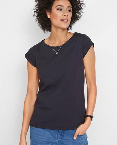 Bavlnené tričko s krátkym rukávom