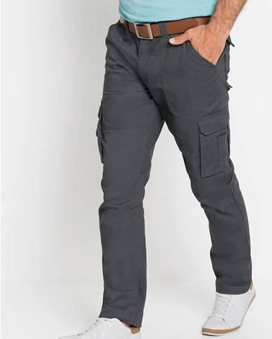Kapsáčové nohavice s teflónom Regular Fit