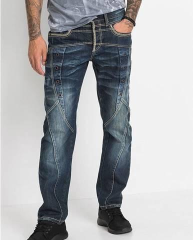Džínsy Regular Fit Straight