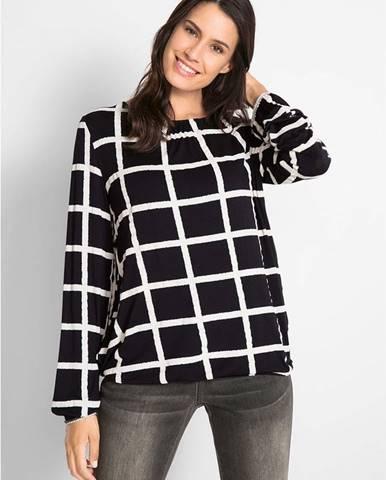 Tričko s elastickým zakončením, dlhý rukáv - dizajn od Maite Kelly
