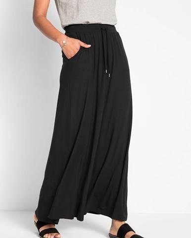 Džersejová sukňa
