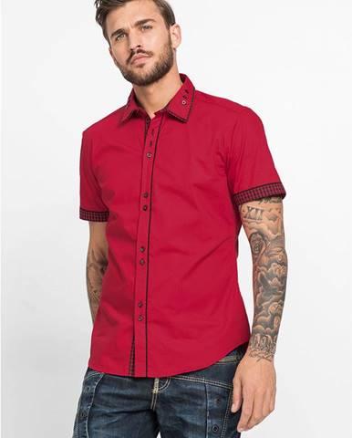 Košeľa s krátkym rukávom Slim Fit