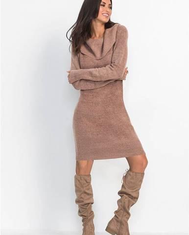 Pletené šaty Carmen